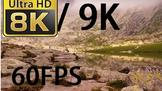 Download [FullUHD+] 8K 30FPS Slow motion High Tatras Terry hut or 9K (8196*4606, 3.2GByte) Slovakia Video