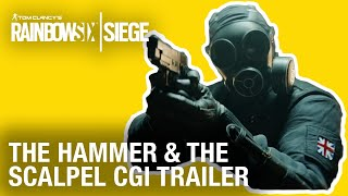 Download Rainbow Six Siege: The Hammer and the Scalpel | CGI Trailer | Ubisoft [NA] Video