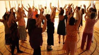 Download Yemanya Assessu, Danza Circular, Coreografía Lucia Cordeiro Video