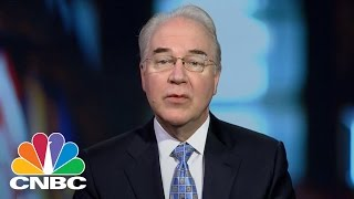 Download HHS Secretary Tom Price On Health Care Reform (Full Interview) | Squawk Box | CNBC Video