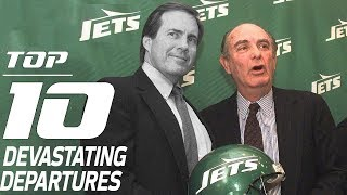 Download Top 10 Devastating Departures | NFL Films Video