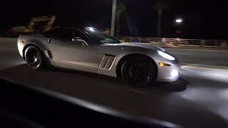 Download Mustang vs Corvette Video