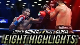 Download Adrien Broner VS Mikey Garcia - FIGHT HIGHLIGHTS HD [ NO FAKE ] Video