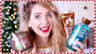 Download Christmas Bath & Bodyworks Haul | Zoella Video