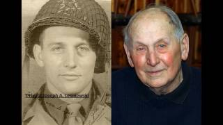 Download Easy Company, 506th PIR-Pics of Easy Soldiers-both young and old Video