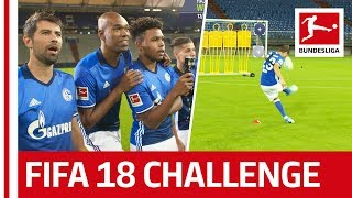 Download Naldo, Coke, McKennie & Co. - EA SPORTS FIFA 18 Bundesliga Free Kick Challenge - FC Schalke 04 Video
