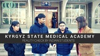 Download Kyrgyz State Medical Academy | Yukti Belwal Video