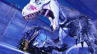 Download Indoraptor Vs Indominus Rex Video