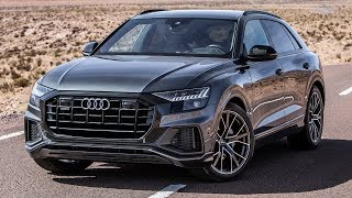 Download FINALLY! The 2019 AUDI Q8 - A FANTASTIC MACHINE!! It WILL take over the SUV market. IN THE DETAIL Video