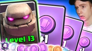 Download MAX GOLEM TOKEN TRADING | TFP Ep. 4 | Clash Royale Video