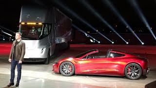 Download New Tesla Roadster Test Ride and Acceleration Video
