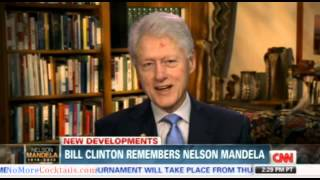 Download Clinton: Castro stuck with Mandela and Mandela stuck with Castro Video
