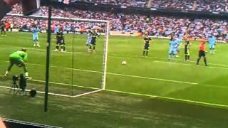 Download Ali Al-Habsi saves Tevez penalty Video