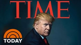 Download Donald Trump On Being Named TIME's Person Of The Year, Mitt Romney (Full Interview) | TODAY Video