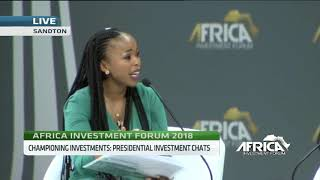 Download AIF Debate: Presidential investment chats with P. Yang, É. Ngirente, Sahle-Work Zewde, M. Sall Video