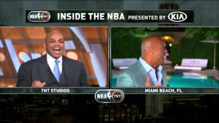 Download Inside The NBA The Rock Delivers Some Words to Shaq December 11, 2014 Video