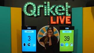 Download QriketLIVE Replay #548 - 5 Spins $200 Game Video
