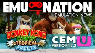 Download EMU-NATION: Wii-U Emulator FIXED Donkey Kong Tropical Freeze! Video