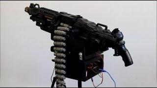 Download Nerf Vulcan Sentry Gun Video
