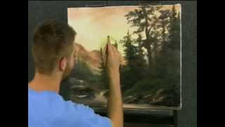 Download Paint with Kevin Hill - First Live Video! (1 hour painting video) 3/13/15 Video