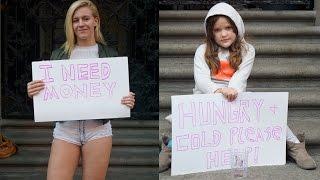 Download HOT GIRL vs HOMELESS CHILD! (Social Experiment) Video