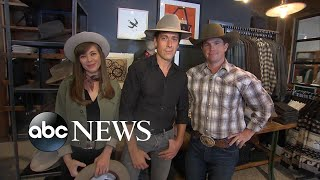 Download A tip of the hat to the people who make, shape the classic Stetson Video