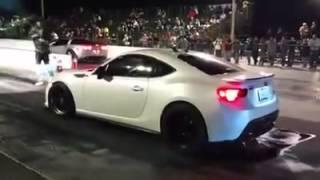 Download BRZ vs Corvette Z06 Video