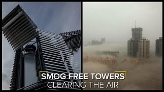 Download Smog Free Towers Clearing the Air Video