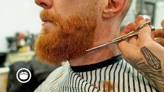Download How to Trim, Fade, and Maintain a Square Beard Video