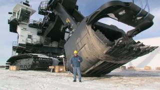 Download P&H Mining Equipment 4100 AC Mining Shovel Walkthrough Video
