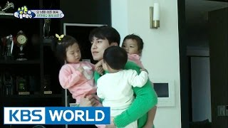 Download 5 siblings' house - Nice to meet you, Dongwook uncle! (Ep.126 | 2016.04.24) Video