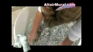 Download مورال الطير لتصنيع الطينة اليابانية Altairmural Video
