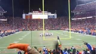 Download Justin Tucker-Ravens vs. Broncos 2 OT Video