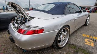 Download He Put a CHEVY Motor in a PORSCHE (And it FITS!) Video