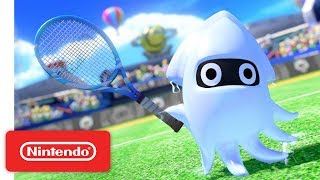 Download Mario Tennis Aces - Blooper - Nintendo Switch Video