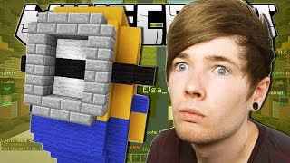 Download Minecraft | THE MINIONS!! | Build Battle Minigame Video
