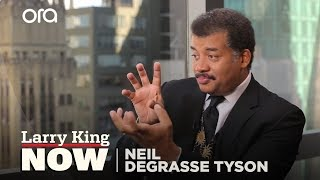 Download Neil deGrasse Tyson: If Earth Stopped Rotating For a Second | Larry King Now - Ora.TV Video