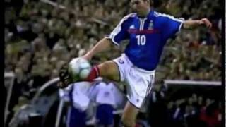 Download Zinedine Zidane - The Maestro Of The Decade HD Video