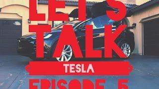 Download Let's Talk Tesla #5 The Model X Video