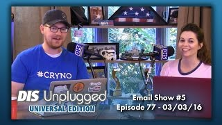 Download Email Show #5 | Universal Edition | 03/03/16 Video