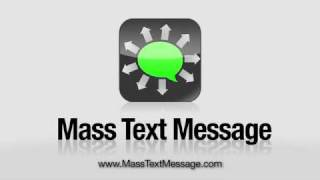 Download iPhone Tutorial - Text Messaging to Groups Video
