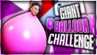 Download GIANT BALLOON CHALLENGE Video