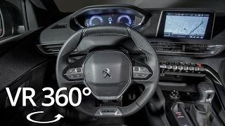 Download Nuova Peugeot 3008 | Scopri gli interni a 360° Video