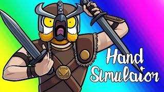 Download Hand Simulator Funny Moments - Viking Warfare! Video