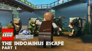 Download Part 1: LEGO® Jurassic World: The Indominus Escape Video