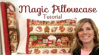 Download How to Make a Magic Pillowcase | with Jennifer Bosworth of Shabby Fabrics Video