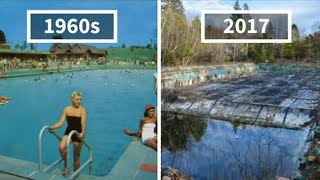 Download Photography Finds Location Of 1960s Postcards To See How They Look Today Video