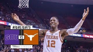 Download Grand Canyon vs. Texas Basketball Highlights (2018-19) | Stadium Video