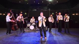 Download John Legend - All of Me - Vintage/ Jive Cover by the Flash Mob Jazz Bigger Band Video