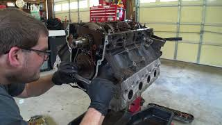 Download Lets install the SS2 camshaft in the 4.8 for the G35 Swap Video